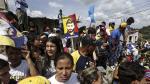 Venezuela: oposición marchó a cárcel donde está Leopoldo López - Noticias de
