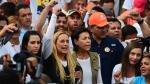 ¡Libertad!, gritan los opositores en cárcel donde está López - Noticias de heridos