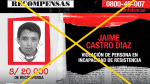 Cajamarca: policía busca a 95 prófugos acusados de violación - Noticias de jaime vasquez
