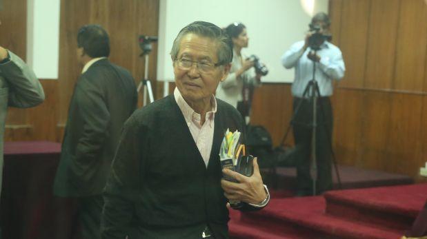 Gobierno peruano descarta indulto a ex presidente Fujimori