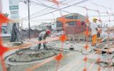 San Isidro: piden celeridad en remodelación de la calle Burgos