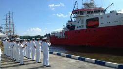 Así funciona el buque que explorará nuestro mar