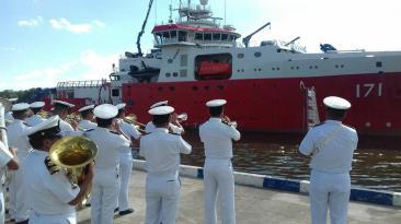 Así funciona el buque Carrasco, que explorará el mar peruano
