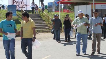 Tacna: 22 regiones participarán en feria Perú Mucho Gusto