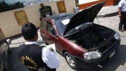 ¿En qué distritos roban la mayor cantidad de vehículos?