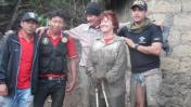 Cusco: policía encuentra a turistas perdidos en Choquequirao