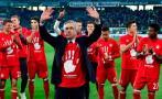 Bayern Múnich campeón de la Bundesliga: goleó 6-0 a Wolfsburgo