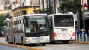 Metropolitano: horario especial de buses por el Día del Trabajo