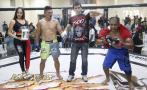 MMA en Perú: el 'Tanque' se retira de las MMA con una victoria