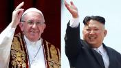 Papa Francisco invita a negociar a Corea del Norte