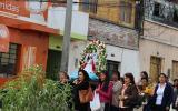 Arequipa: fieles de Virgen de Chapi iniciaron peregrinación