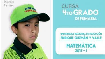 Cuatro niños ingresaron a la Universidad La Cantuta
