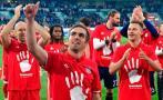 Bayern Múnich celebró así su pentacampeonato en Bundesliga
