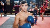 """Claudio Puelles: """"Quiero ganar dos peleas este año en UFC"""""""