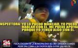 Municipalidad de Lima: inspectora pidió coima a chofer [VIDEO]