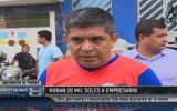San Martín de Porres: 'marcas' roban S/20 mil a empresario
