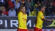 Morelia derrotó 4-0 a Pumas con 'hat trick' de Raúl Ruidíaz