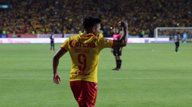 Raúl Ruidíaz marcó tres goles en el triunfo por 4 a 0 del Morelia ante Pumas por la fecha 16 de la Liga MX. (Video: YouTube/ Foto: Morelia)