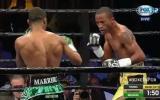 Boxeo: Carlos 'Mina' Zambrano fue noqueado por Claudio Marrero