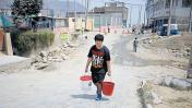 Chosica: afectados por huaicos siguen sin agua potable