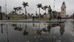 Llovizna en Lima duró 8 horas y humedad llegó al 100%