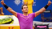 ¡Nadal ganó su décimo título de Barcelona! Venció a Thiem