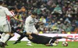 Jornada 9 de La Liga: Athletic Club rescataba un punto valioso del Bernabéu, sin embargo, Morata anotó a los 83'. Triunfo blanco.  (Foto: AFP)