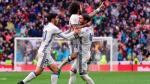 Real Madrid ganó 2-1 al Valencia en el Bernabéu por la Liga - Noticias de sergio gonzalez