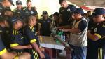 Lucha contra el dengue: soldados también fumigarán casas - Noticias de jose inclan