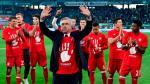 Bayern Múnich campeón de la Bundesliga: goleó 6-0 a Wolfsburgo - Noticias de david alaba