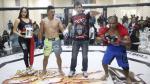 MMA en Perú: el 'Tanque' se retira de las MMA con una victoria - Noticias de luis iberico