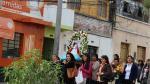Arequipa: fieles de Virgen de Chapi iniciaron peregrinación - Noticias de jose luis bustamante