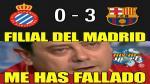 Barcelona: los divertidos memes del triunfo ante Espanyol - Noticias de clasico barcelona