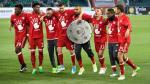 Bayern Múnich celebró así su pentacampeonato en Bundesliga - Noticias de david alaba
