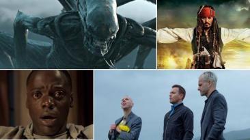 """""""Alien"""", """"Piratas del caribe"""" y todos los estrenos de mayo"""