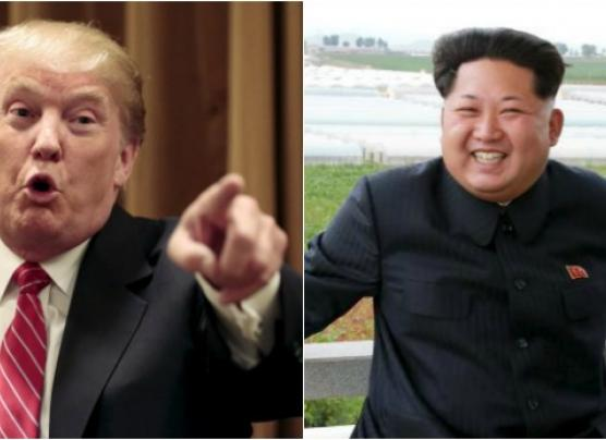 "Trump: ""Kim Jong-un es un joven bastante astuto"""