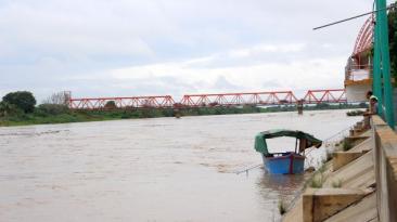COEN: aumenta caudal del río Tumbes por presencia de lluvias