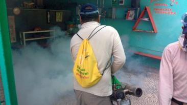 Piura: continúan labores de fumigación para combatir el dengue