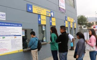 Los beneficiarios podrán cobrar la devolución de sus aportes al Fonavi en las agencias del Banco de la Nación portando solamente su DNI. (El Comercio)