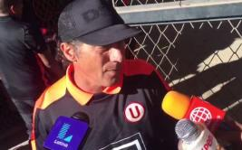 Universitario: Pedro Troglio se quejó de la altura de Sicuani