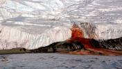 Resuelven el misterio de las Cascadas de Sangre de la Antártida
