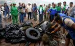 Minam: sacan 3.5 toneladas de basura de fondo marino de Ancón