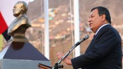 Ministro de Defensa denuncia presunto reglaje en su contra