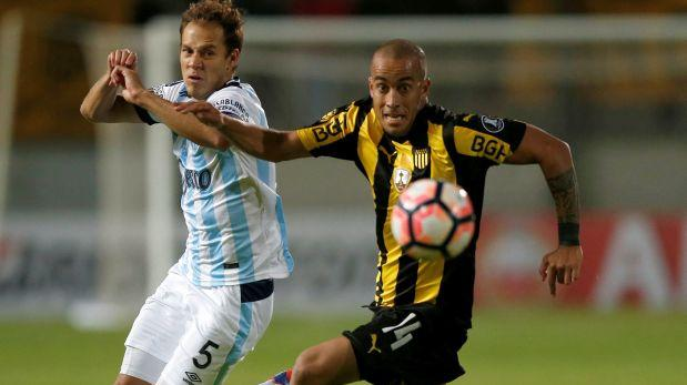 Copa Libertadores: Ganó Atlético Tucuman y quedó segundo
