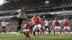Arsenal vs Tottenham: las postales que dejó el derbi de Londres - Noticias de tottenham hotspur fc
