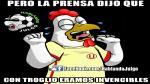 Universitario: los despiadados memes de la caída ante Garcilaso - Noticias de real garcilaso