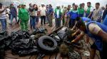 Minam: sacan 3.5 toneladas de basura de fondo marino de Ancón - Noticias de elsa galarza