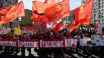 La violencia marcó el 1° de mayo en algunos países [FOTOS] - Noticias de ankara