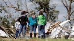 Tormentas, tornados y granizo dejan 14 muertos en EE.UU. - Noticias de tornados