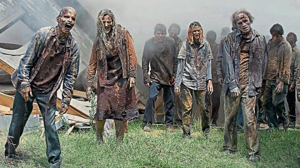 Actor de The Walking Dead deja redes sociales por amenazas de muerte